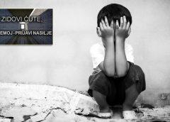 Deca – sve češće žrtve nasilja u porodici