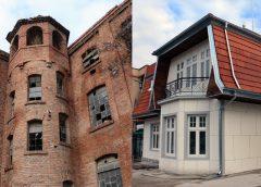 Zgrada Stare klanice i Vila Klefiš