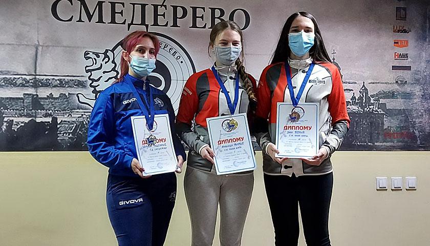 Prvenstvo centralne Srbije: Smederevu 5 pojedinačnih i 6 ekipnih odličja
